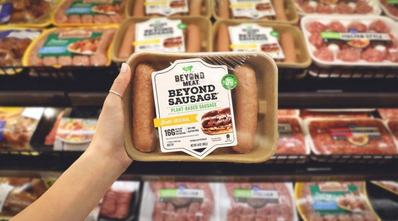 Azioni Beyond Meat: +5,45%, titolo oltre i 150 dollari